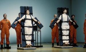 The 1996 Glyndebourne Theodora, featuring Dawn Upshaw as Theodora and David Daniels as Didymus