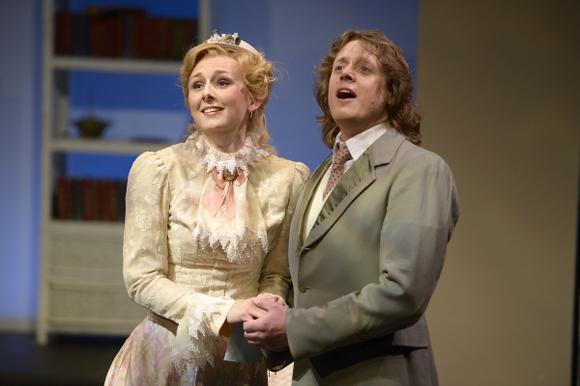 Cecily & Algernon