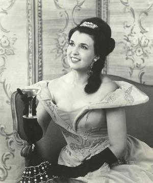 Clarice Carson as Violetta 001 - thumb