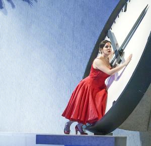 Nederland, Amsterdam, 02-05-2013. Muziektheater, DNO: La Traviata voorgenerale orkest.
