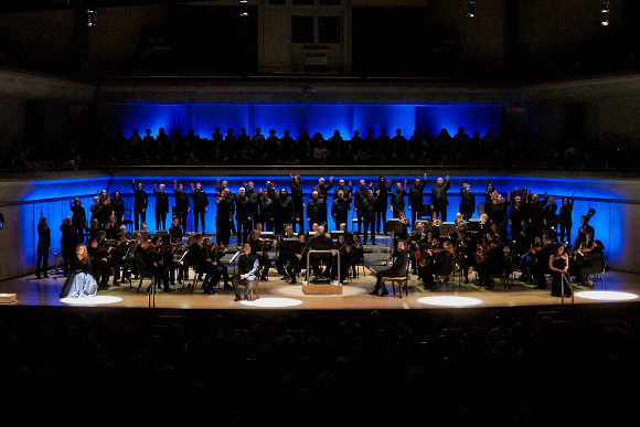TSO Mozart Requiem (Malcolm Cook photo)