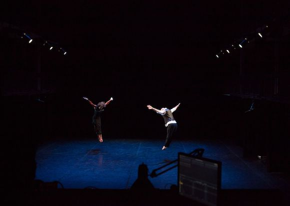 Dancing With the Ghost by Learie McNicolls-dancers Jennifer Dahl, Robert Glumbek_ph by John Lauener_preview