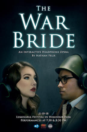 THE WAR BRIDE poster FINAL