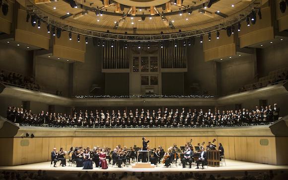 Johannes Debus, Toronto Mendelssohn Choir (@Jag Gundu)