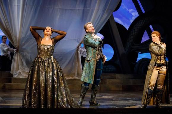 10_Opera-Atelier_Idomeneo-2019_Soprano-Measha-Brueggergosman-tenor-Colin-Ainsworth-and-mezzo-soprano-Wallis-Giunta_PHOTO-BY-BRUCE-ZINGER