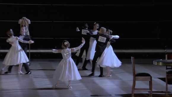1.dancers