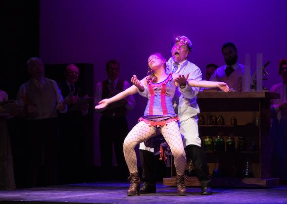 Toronto City Opera, Les Comptes d'Hoffmann