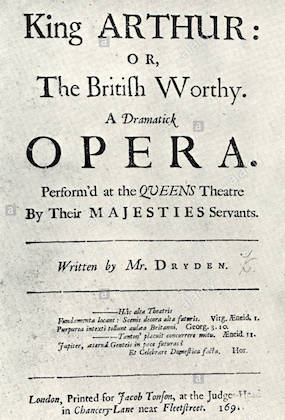 purcell-title-page-of-king-arthur-published-1694-king-arthur-o-r-the-K0R9NK
