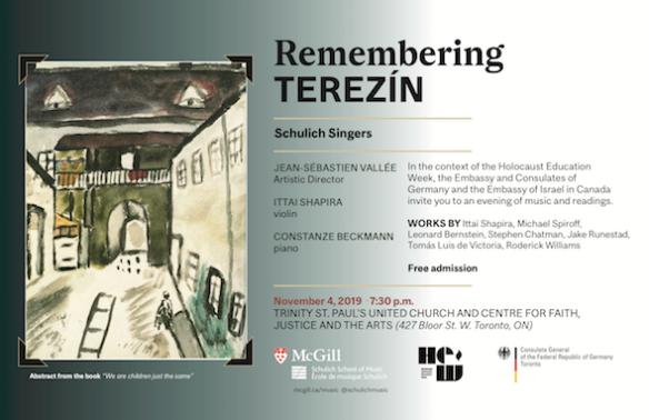 TORONTO TEREZIN_Poster