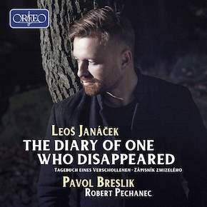 Janacek - Diary CD