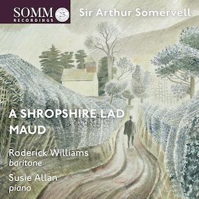 Somervell - Maud:A Shropshire Lad_sm
