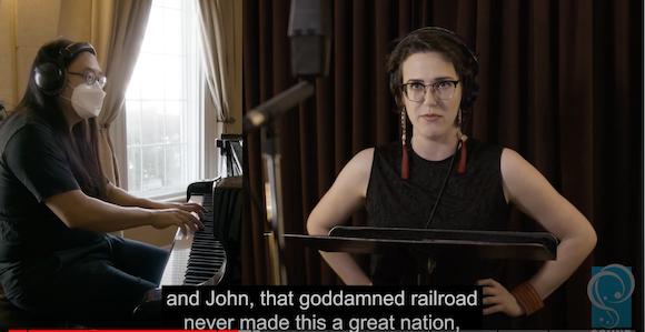 goddamned railroad